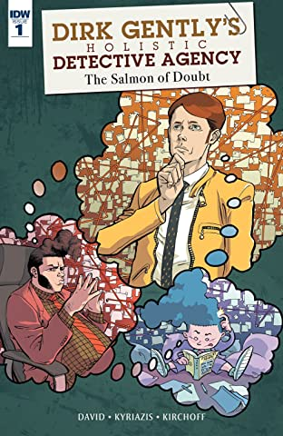 Dirk Gently: The Salmon of Doubt #1