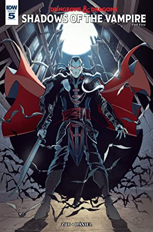 Dungeons & Dragons: Shadows of the Vampire #5