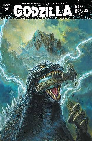 Godzilla: Rage Across Time No.2 (sur 5)