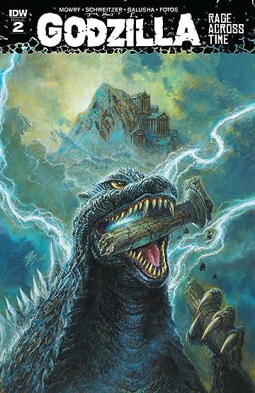 Godzilla: Rage Across Time #2 (of 5)