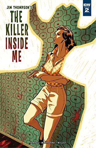 Jim Thompson's The Killer Inside Me #2 (of 5)