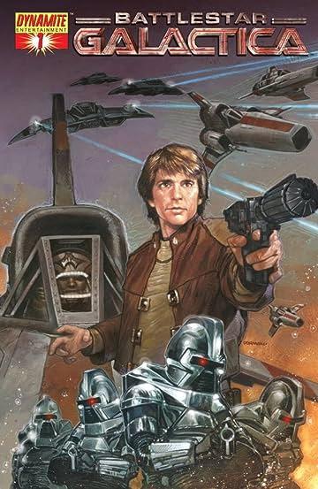 Classic Battlestar Galactica #1