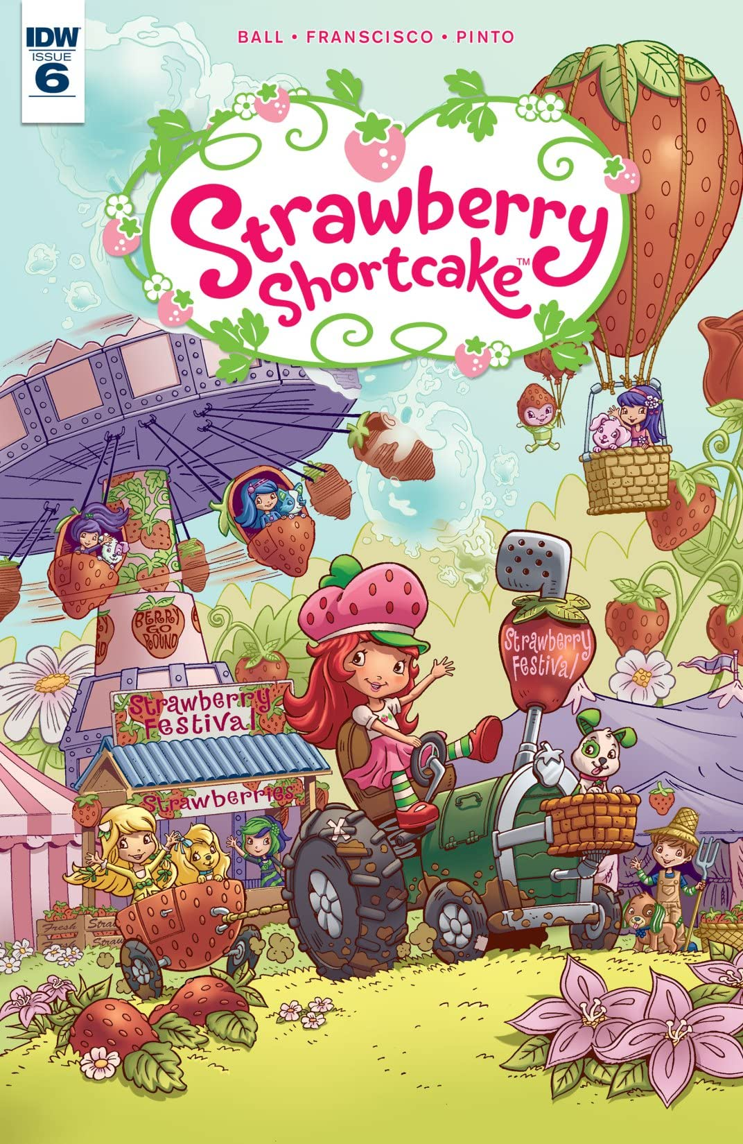 Strawberry Shortcake (2016-2017) #6