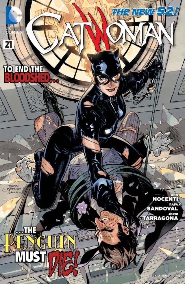 Catwoman (2011-) #21