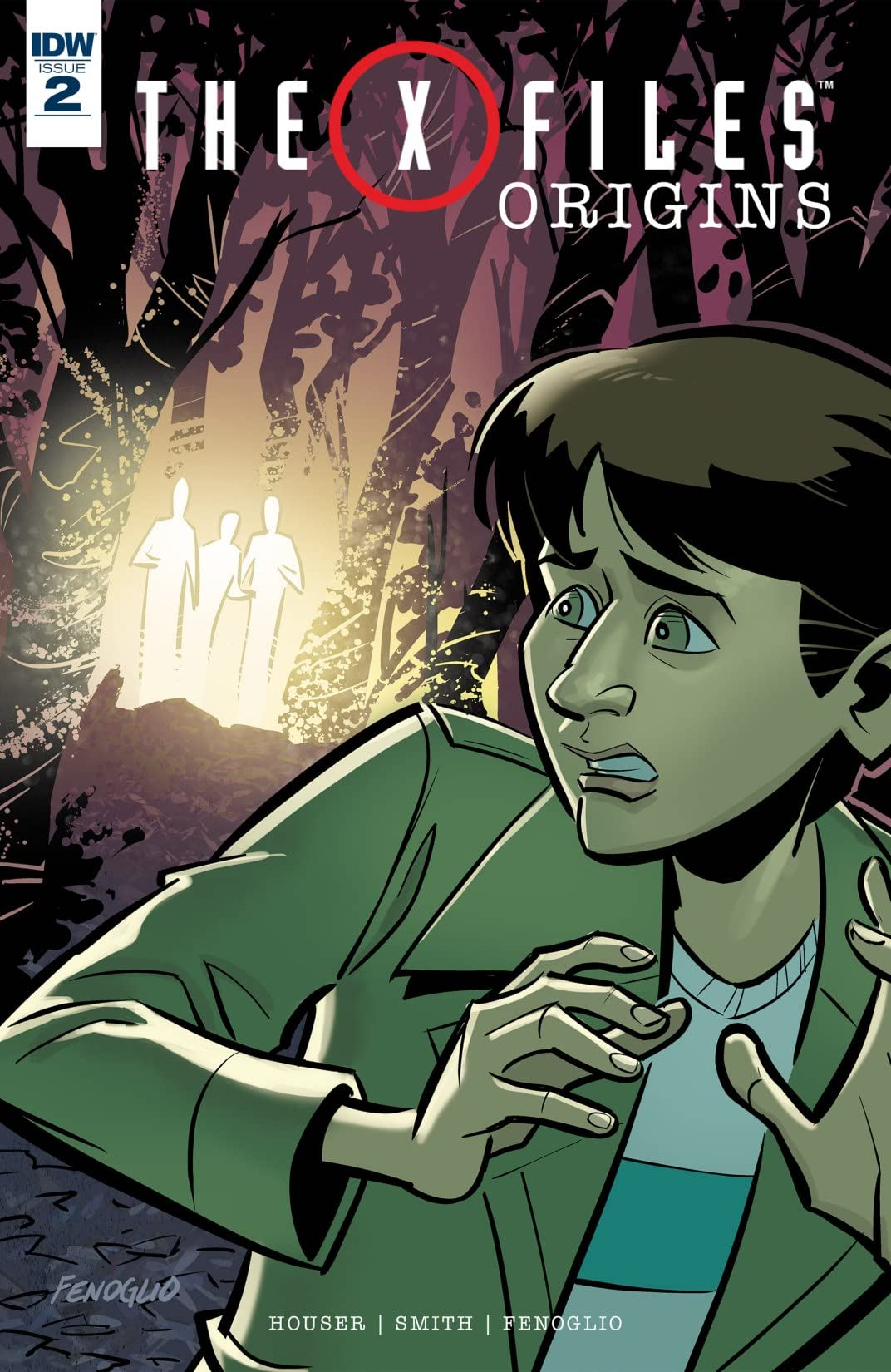 The X-Files: Origins #2 (of 4)