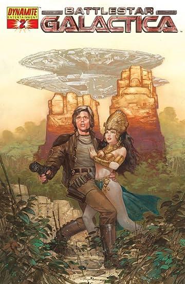 Classic Battlestar Galactica #2