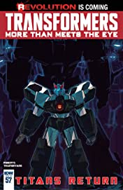 Transformers: More Than Meets the Eye (2011-2016) #57