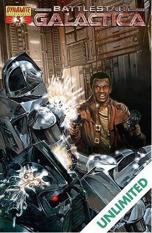 Classic Battlestar Galactica #3