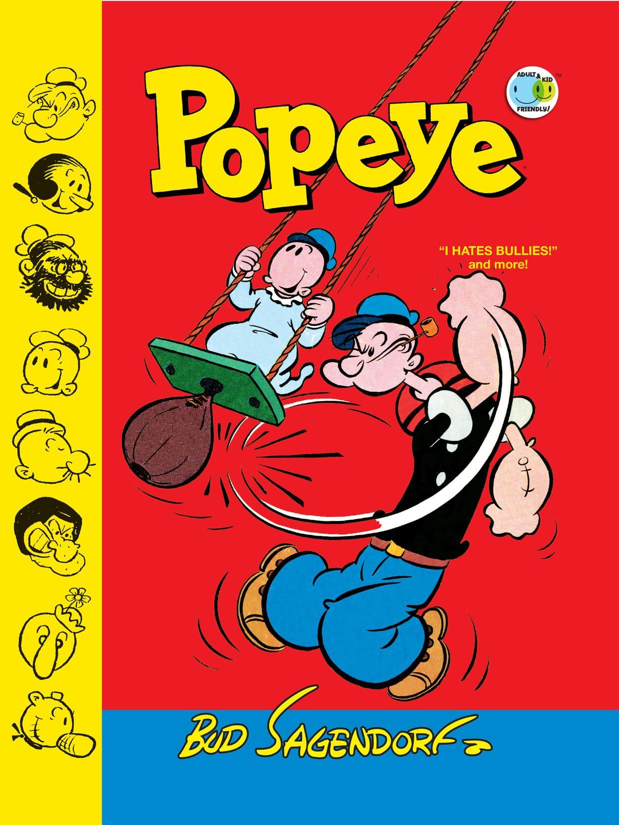 Popeye Classics Vol. 8