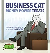 Business Cat: Money Power Treats