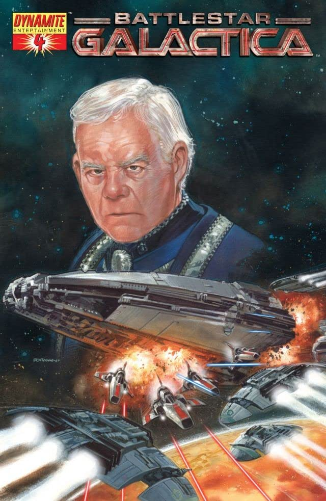 Classic Battlestar Galactica #4