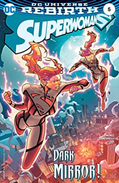 Superwoman (2016-2017) No.5