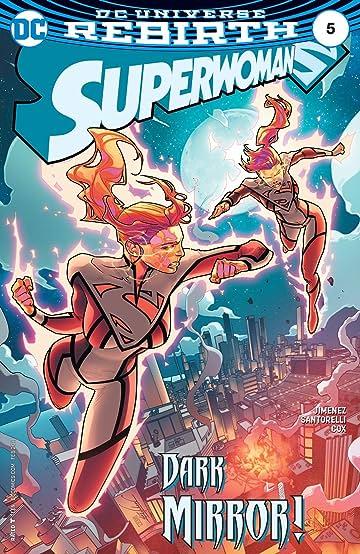 Superwoman (2016-2017) #5