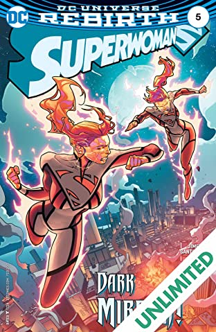 Superwoman (2016-2017) #5