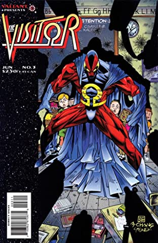 The Visitor (1995) #3