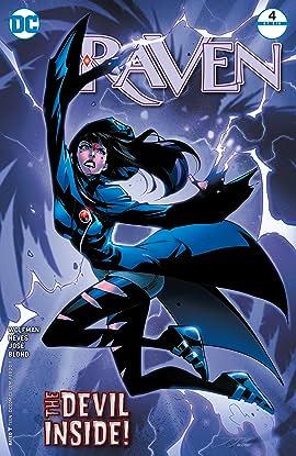 Raven (2016-2017) #4