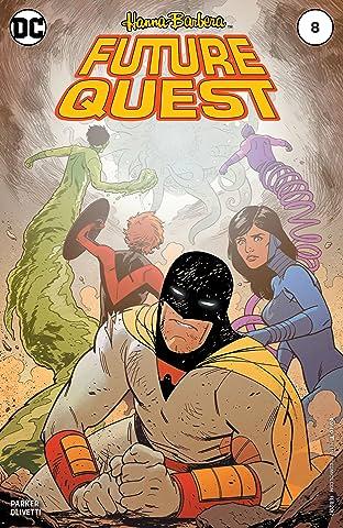 Future Quest (2016-2017) #8