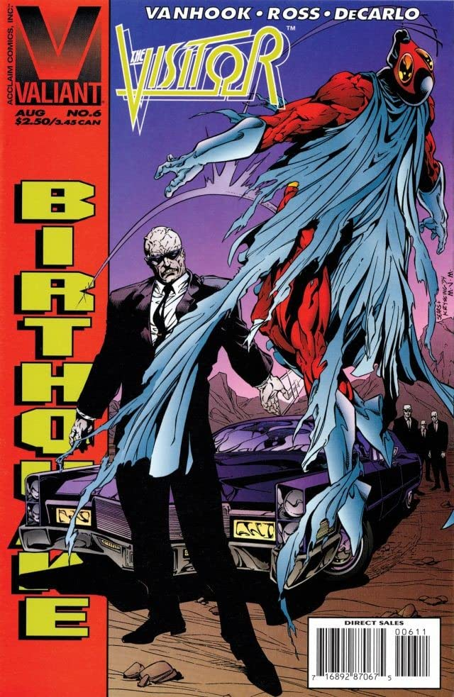 The Visitor (1995) #6