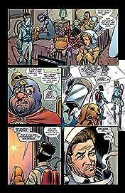 Sixpack and Dogwelder: Hard Travelin' Heroz (2016-2017) #5