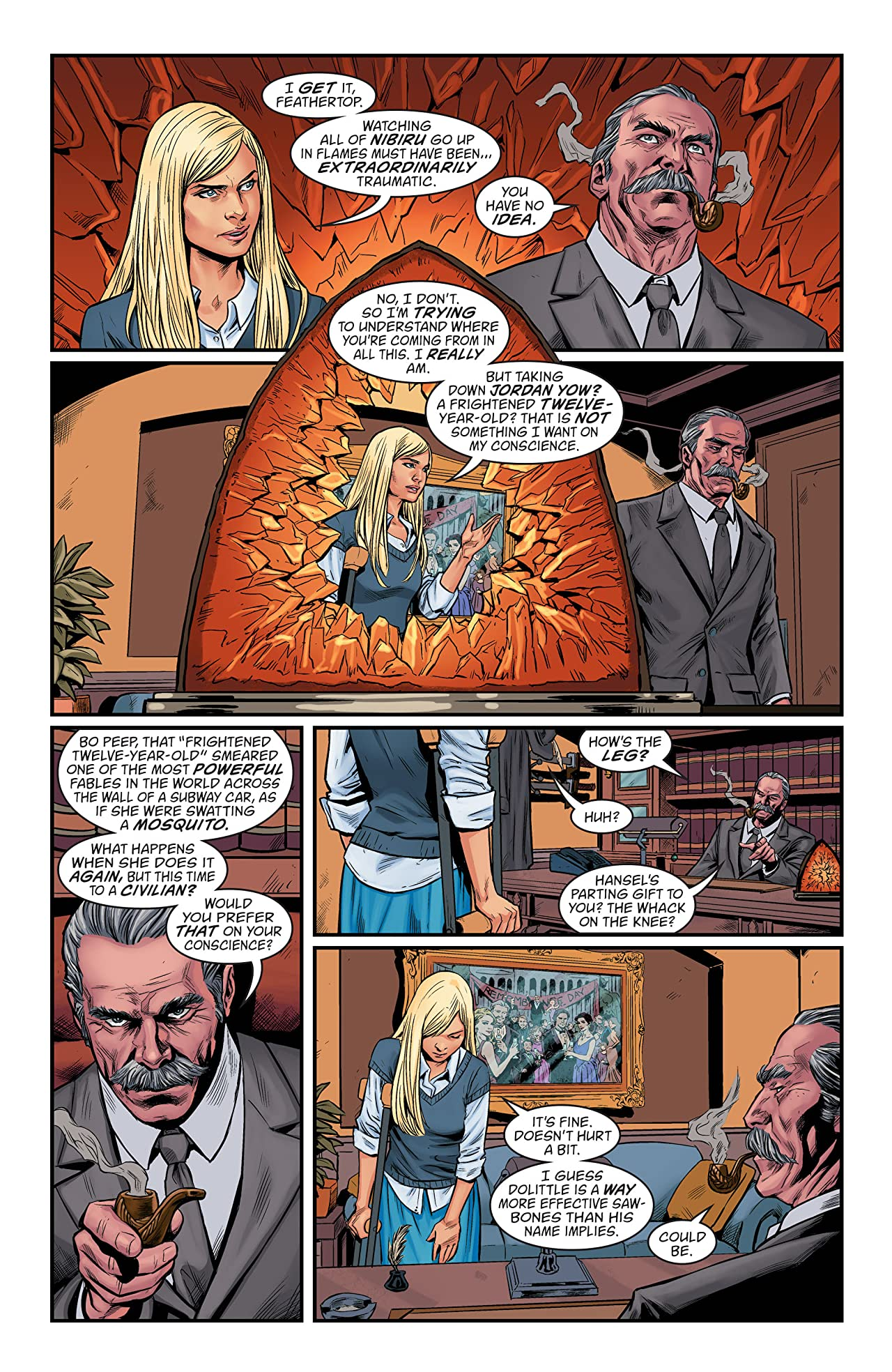 Everafter: From the Pages of Fables (2016-2017) #4