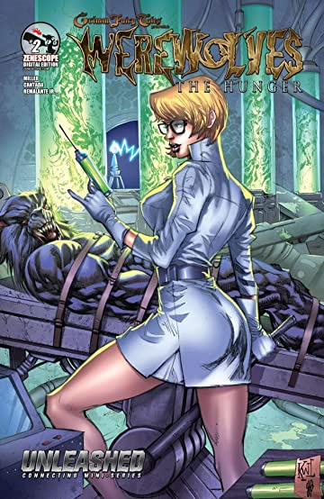 Grimm Fairy Tales: Werewolves: The Hunger #2 (of 3)