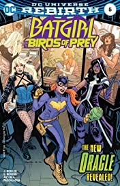 Batgirl and the Birds of Prey (2016-2018) #5