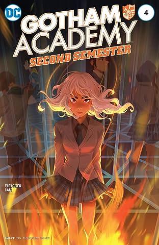 Gotham Academy: Second Semester (2016-) #4
