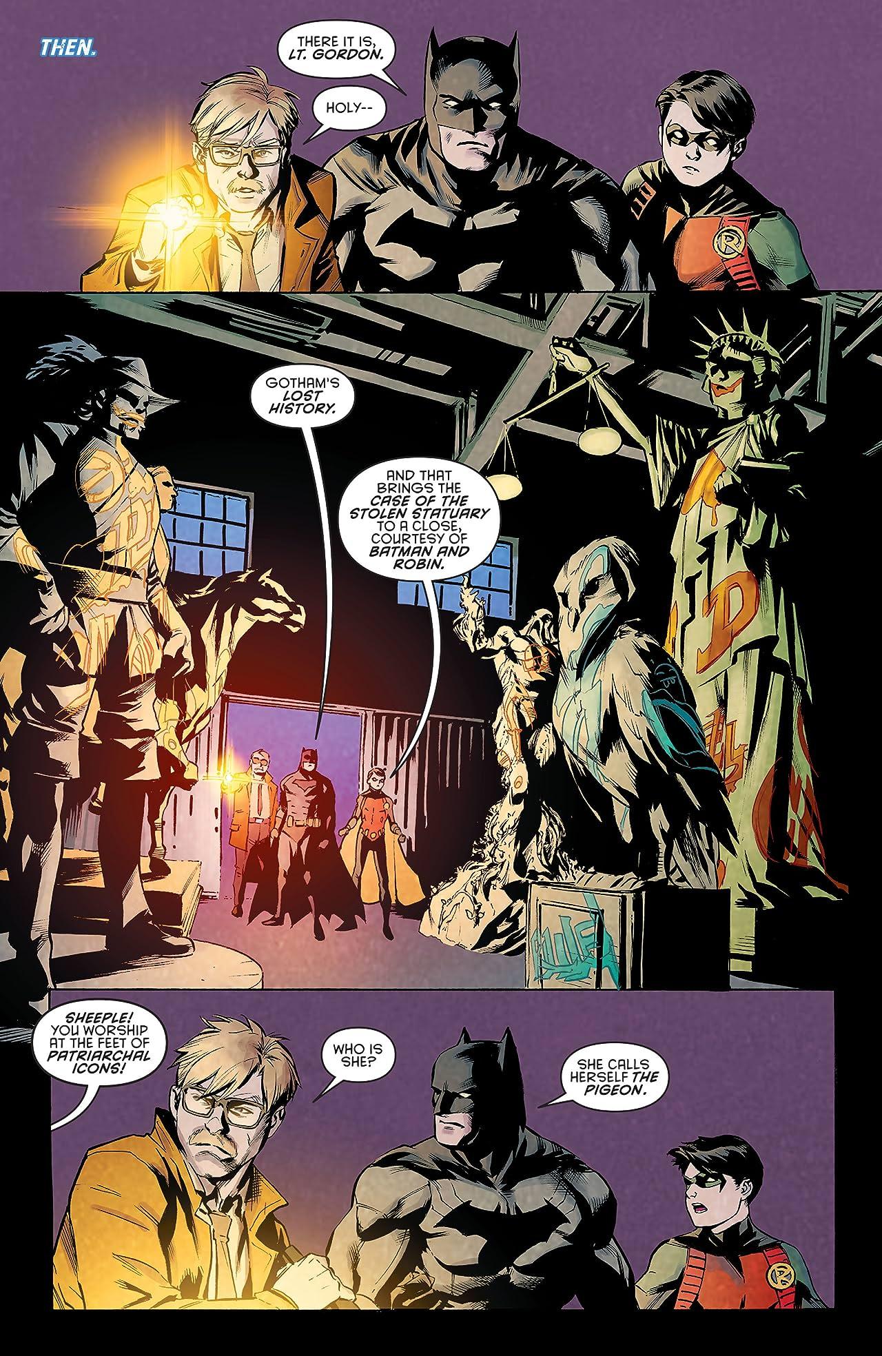 Nightwing (2016-) #11