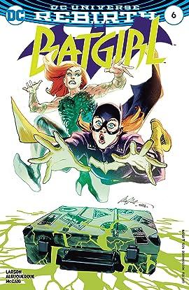 Batgirl (2016-) No.6