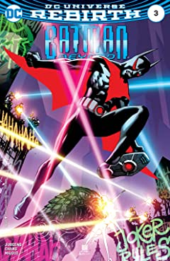 Batman Beyond (2016-) #3