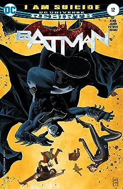 Batman (2016-) #12