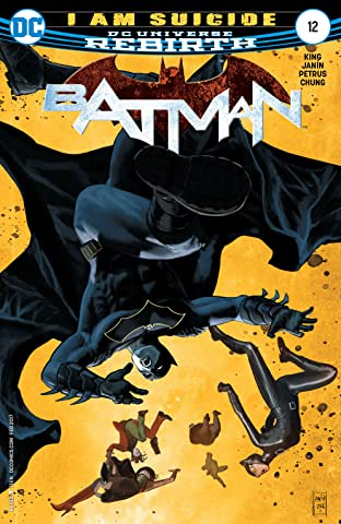 Batman (2016-) No.12