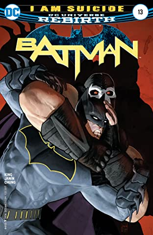 Batman (2016-) No.13