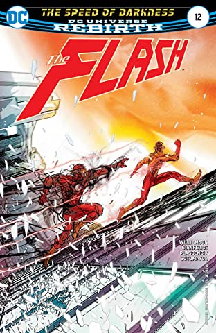 The Flash (2016-) No.12