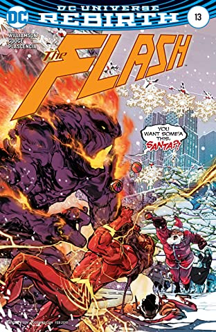 The Flash vol. 5 (2016-2018) 431079._SX312_QL80_TTD_
