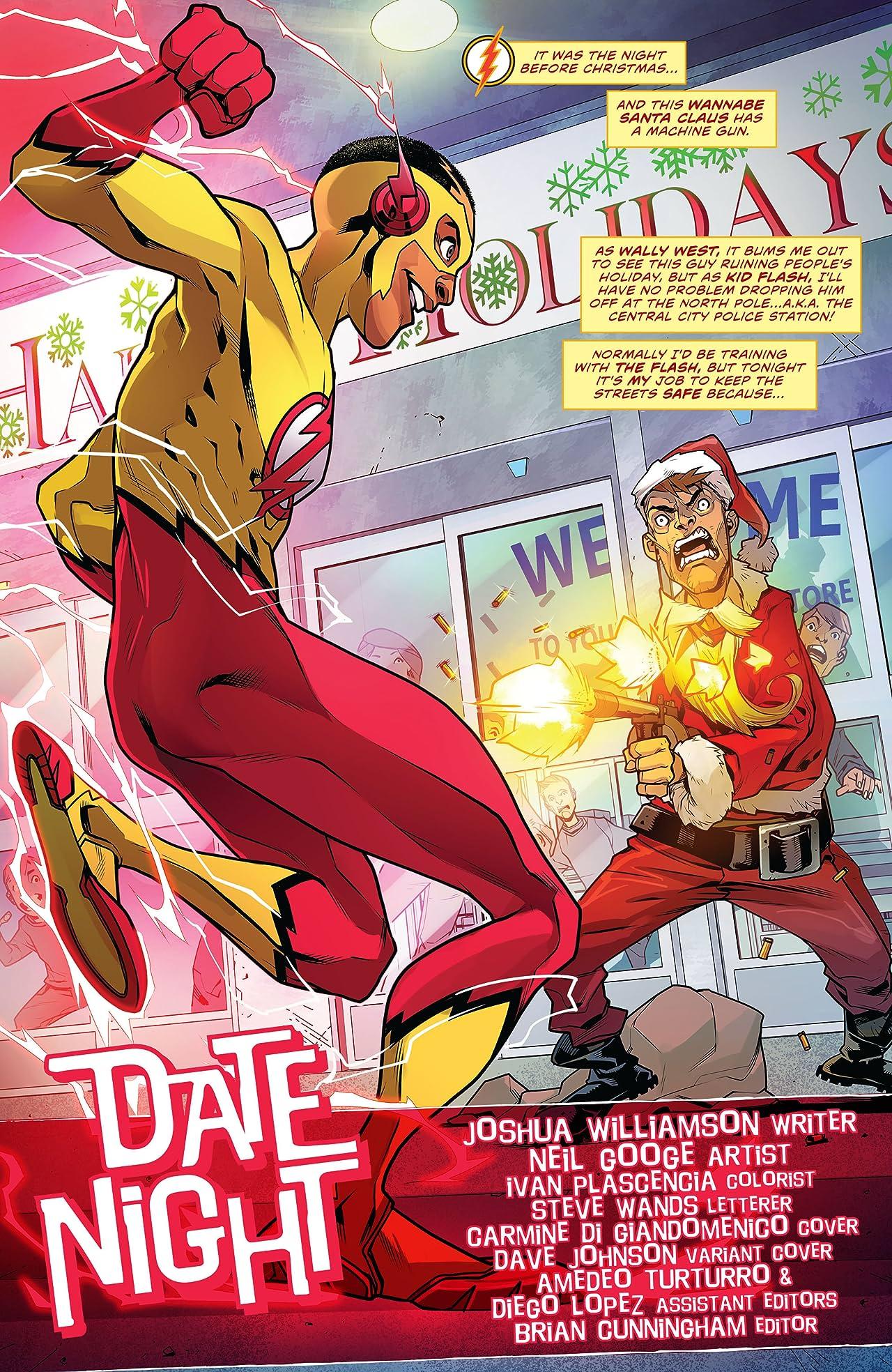 The Flash (2016-) #13