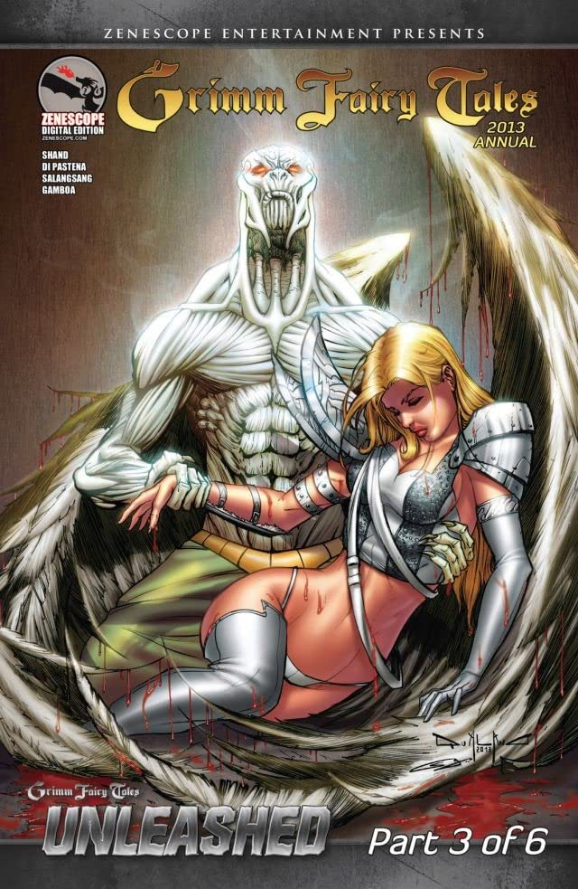 Grimm Fairy Tales: Annual 2013: Unleashed #3