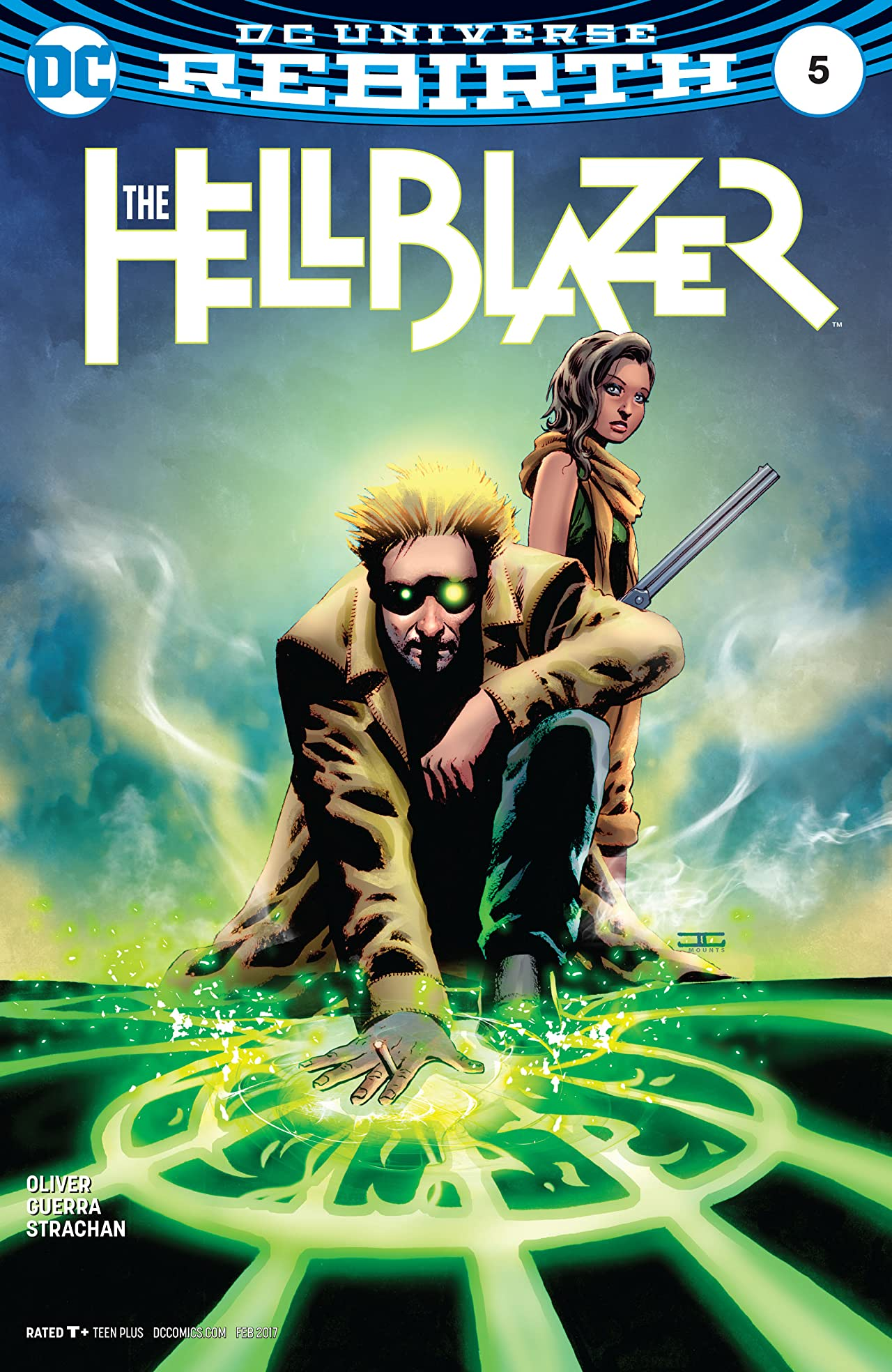 The Hellblazer (2016-) #5