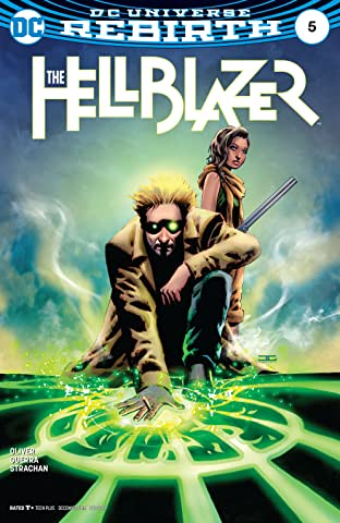 The Hellblazer (2016-2018) #5