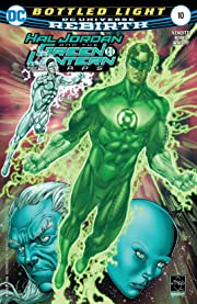 Hal Jordan and the Green Lantern Corps (2016-2018) #10