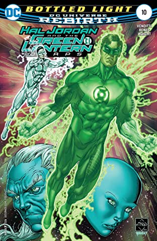 Hal Jordan and the Green Lantern Corps (2016-2018) #10