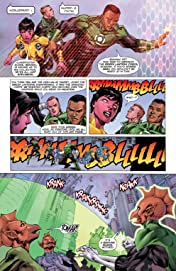 Hal Jordan and The Green Lantern Corps (2016-) #10