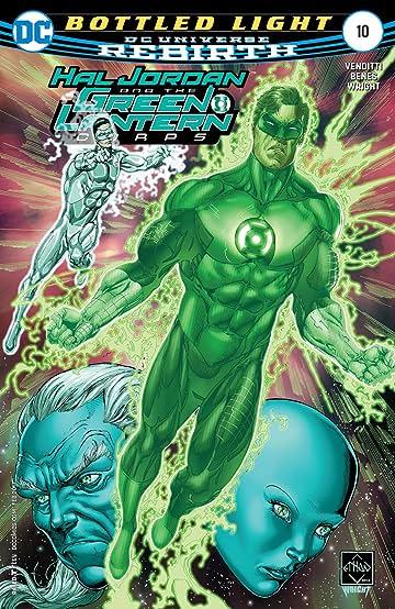 Hal Jordan and The Green Lantern Corps (2016-) #10