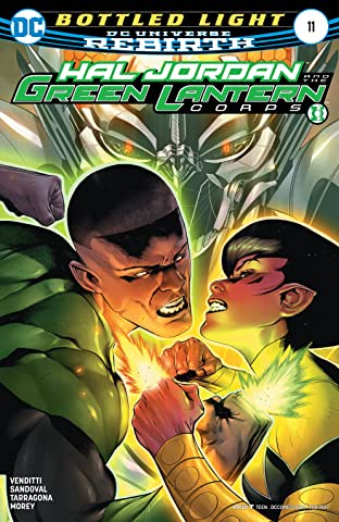 Hal Jordan and the Green Lantern Corps (2016-2018) #11