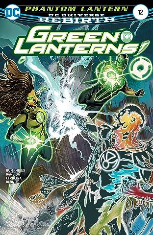 Green Lanterns (2016-) #12