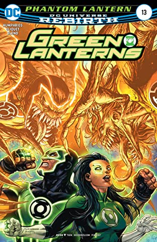Green Lanterns (2016-) No.13