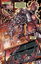 Cyborg (2016-2018) #6