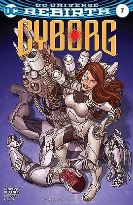 Cyborg (2016-2018) #7