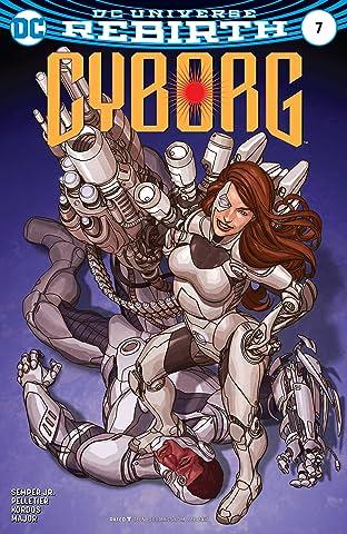 Cyborg (2016-) #7