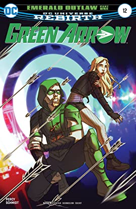 Green Arrow (2016-2019) #12